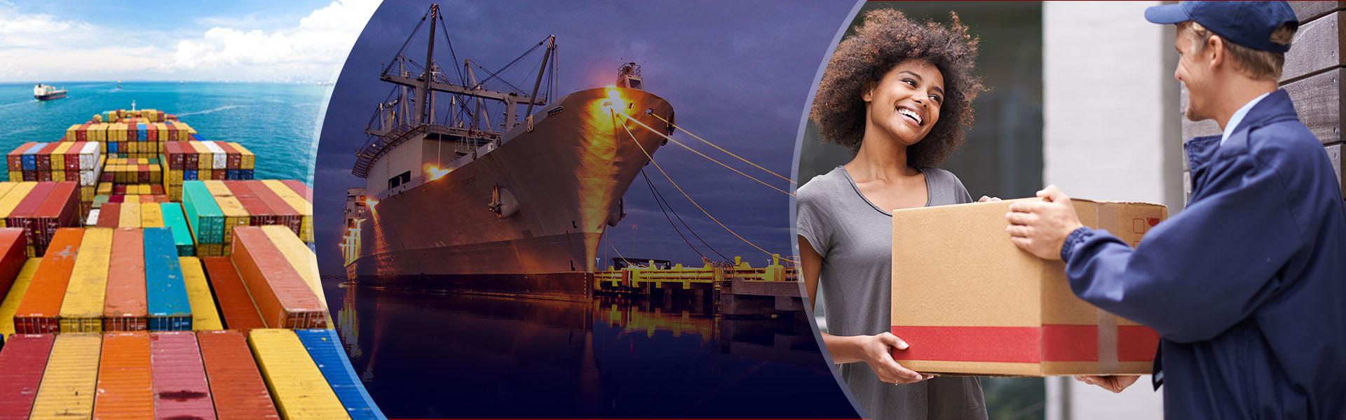 Sea <span>Freight  </span>